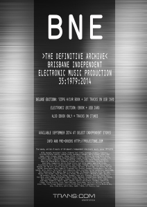 BNE BOOK POSTER A3