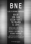 BNE EVENT POSTER A3